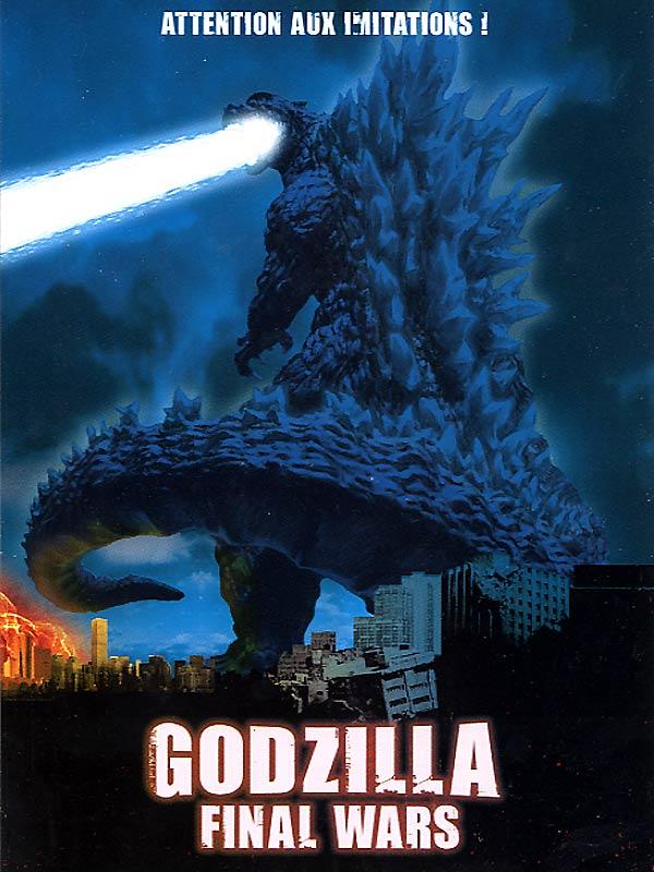 Godzilla Final Wars de Ryuhei Kitamura