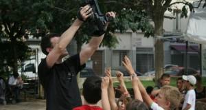 Appel à courts métrages pour l'apéro des Gones, projection pour l'été 2012