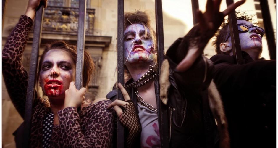 Appel à maquilleurs, figurants et lieux pour shooting photo zombie sur Lyon !