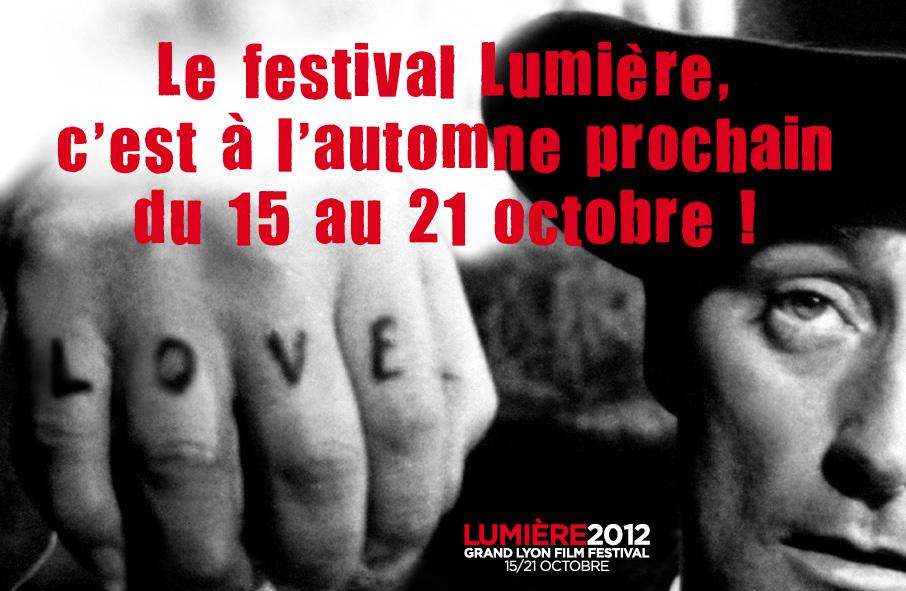 Festival Lumière 2012