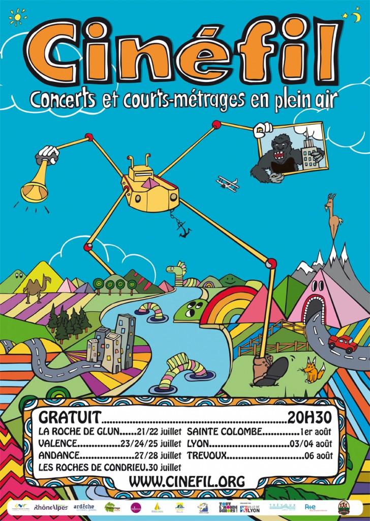 Festival Cinéfil 2012