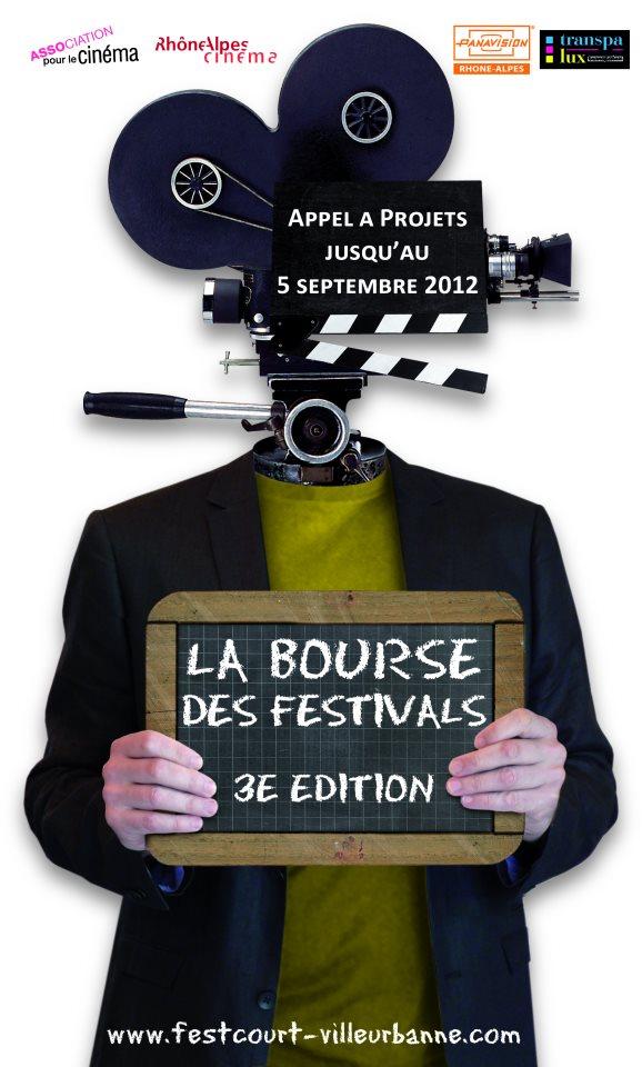 Bourse des Festivals 2012
