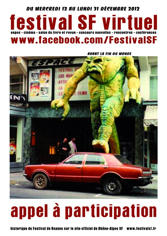 Festival SF Roanne 2012