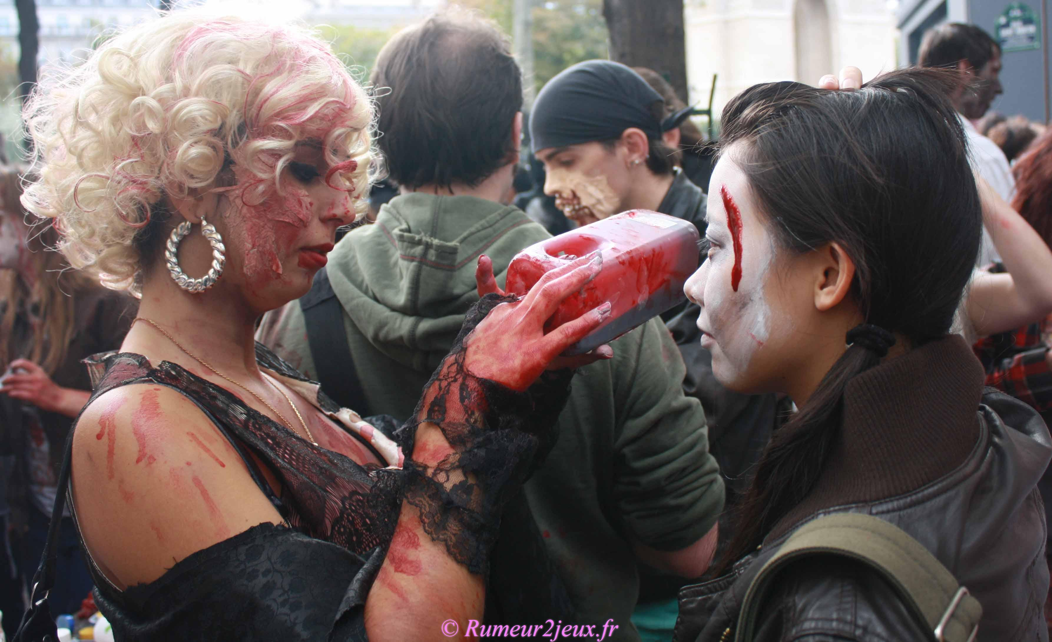 Zombie Maquillage