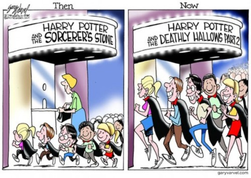 Harry Potter Generations