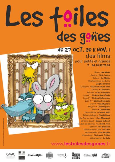 Les Toiles Des Gones 2012