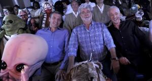 George Lucas cède Lucasfilm à Disney ! Annonce de Star Wars 7 pour 2015 !!