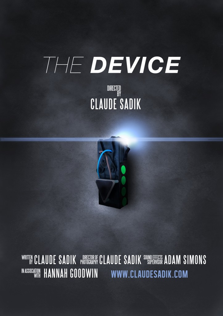 The Device Affiche