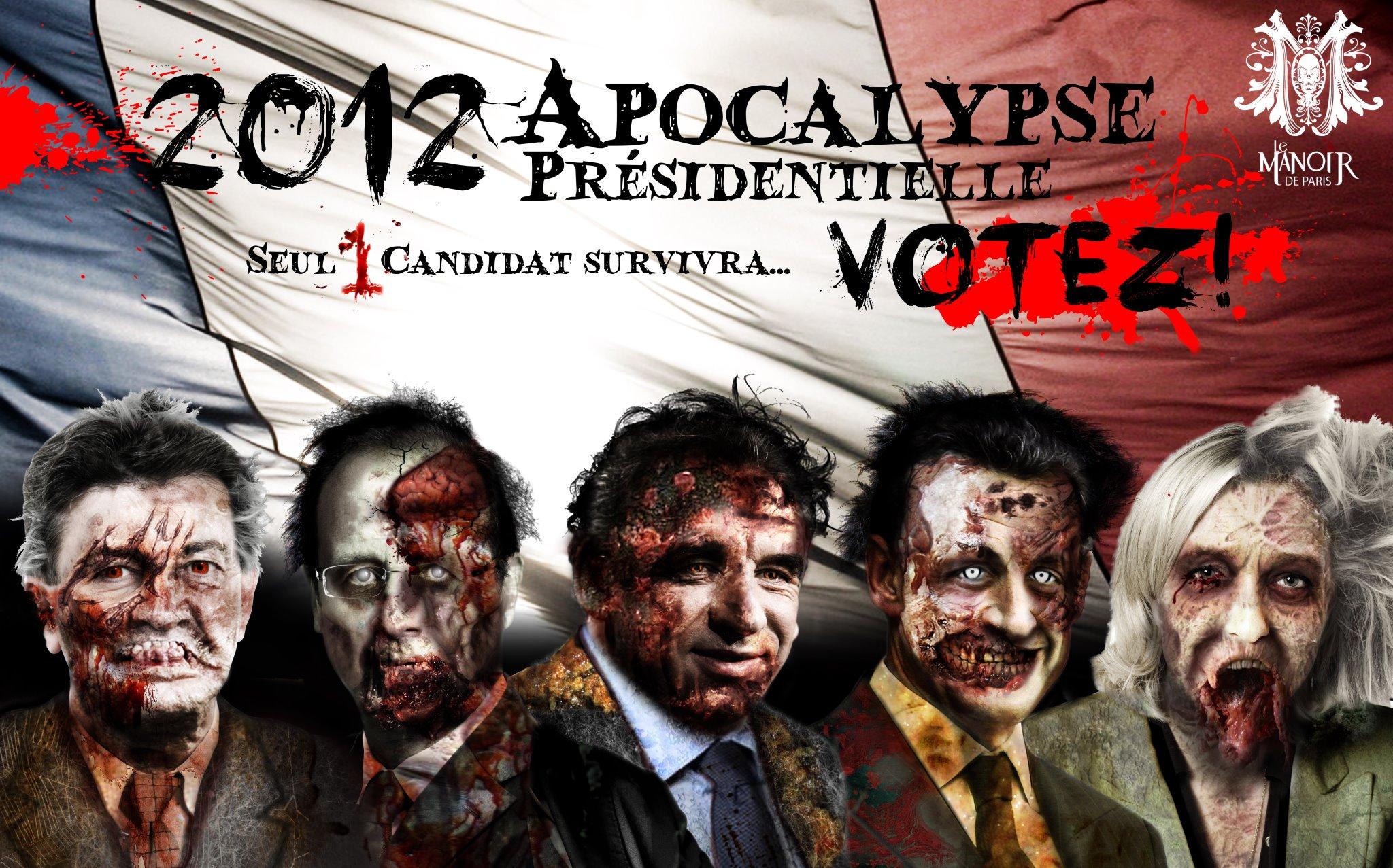 Pas de Zombie Day au Puy-en-Velay