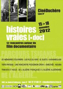 Histoires vraies [.doc] à Ciné Duchère