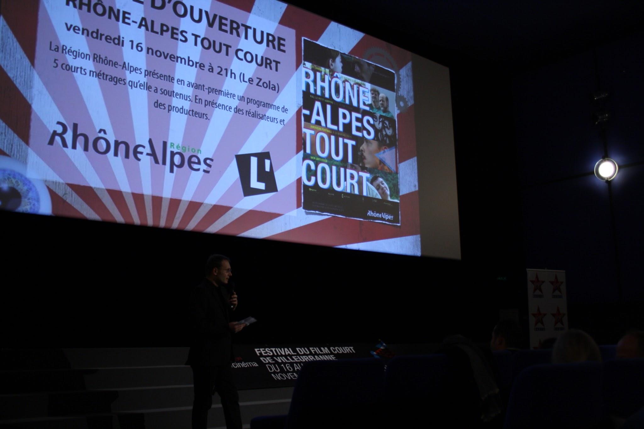 Festival du Film Court de Villeurbanne 2012