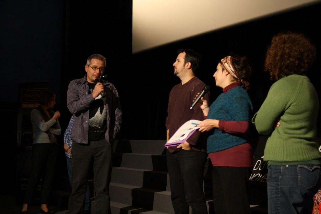 Le point sur le Concours des Films de Lycéens, mercredi 21 au festival du film court du Zola
