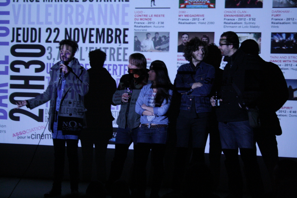 Premiers Clips, Villeurbanne 2012
