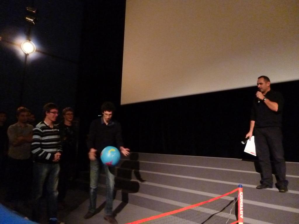 Festival du Film Court de Villeurbanne Apocalypse 2012