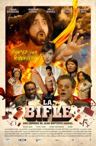 Affiche La Bifle