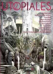 Anthologie utopiales 2012