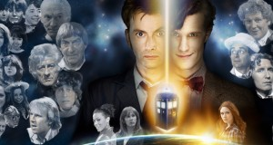 Vidéo : L'histoire de Doctor Who de 1963 à 2012 en 45 minutes !