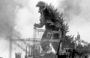 Godzilla :