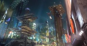Le court-métrage SF du jeudi #17 : «XXIT» de Sam Nicholson, une ambiance Blade Runner de toute beauté !