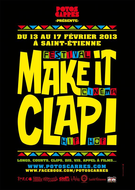 Make it Clap! 2013
