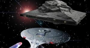 Star Wars et Star Trek : une infographie comparative des deux univers !
