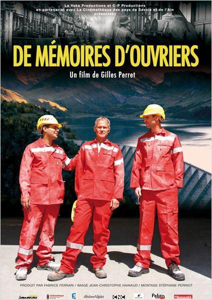 Jeudi 17 janvier à 20h, à l'Institut Lumière : De mémoires d'ouvriers en présence du réalisateur