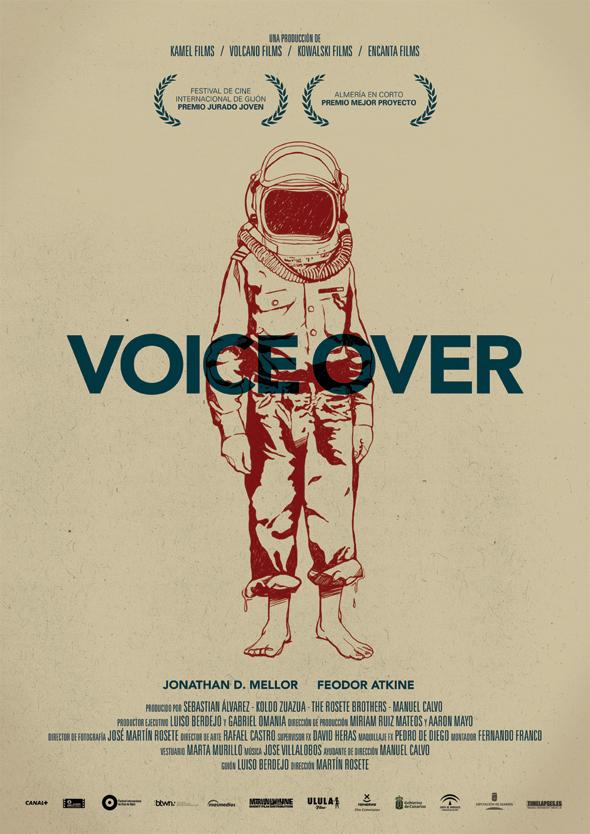 """""""Voice Over"""" de Martin Rosete"""