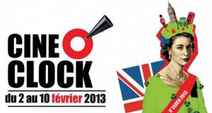 Semaine du cinéma britannique et irlandais : 18ème Ciné O'Clock, du 2 au 10 février 2013