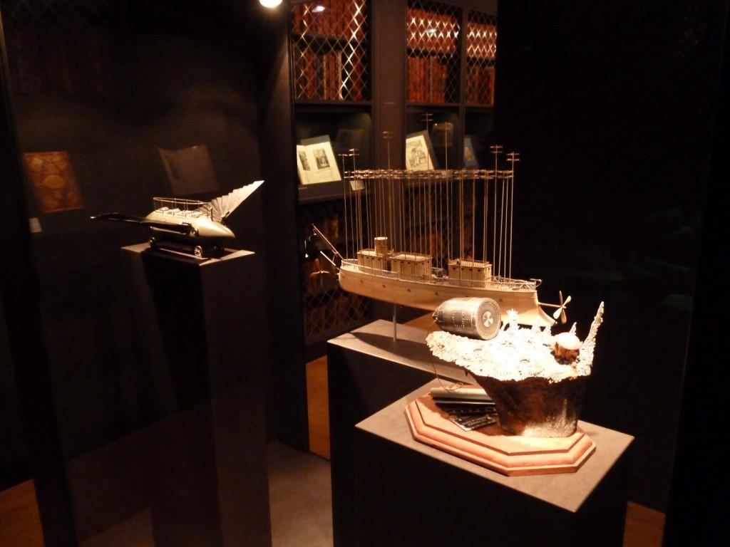 Maison d'Ailleurs - Espace Jules Verne