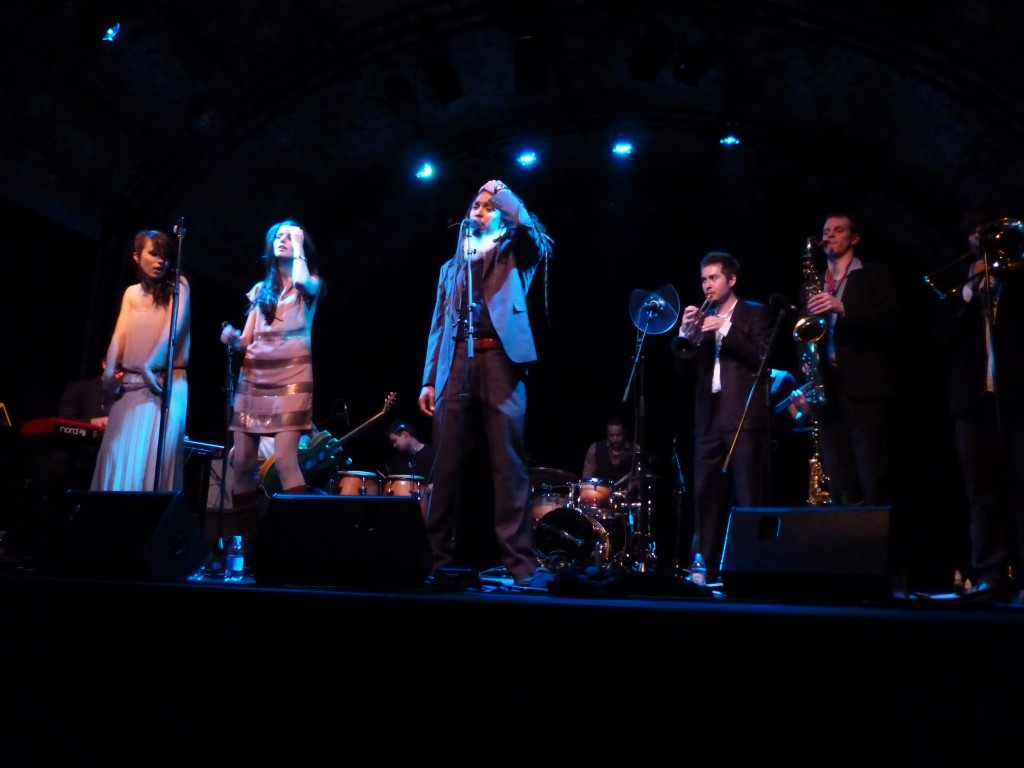 Maison d'Ailleurs - Concert Brainless