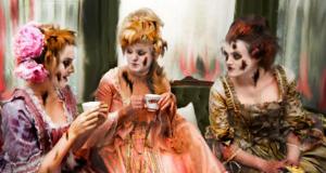 La Zombie Tea Party revient le Jeudi 28 Mars à la Boulangerie du Prado !