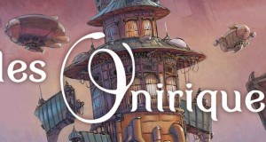 Les Oniriques, Festival des littératures de l'imaginaire du 8 au 10 mars à Meyzieu !