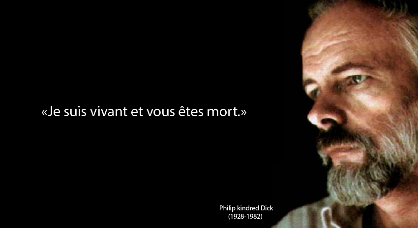 Philip K. Dick, de Blade Runner à Minority Report