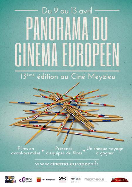 Panorama Cinéma Européen 2013