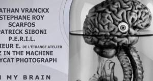 Exposition BioPunk du 17 mai au 27 juin 2013 à la Galerie du Tattoo Shop «In My Brain»