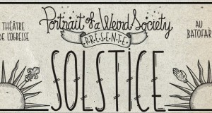Portrait of a Weird Society : deux soirées Solstice les 7 et 11 juin 2013 à Paris