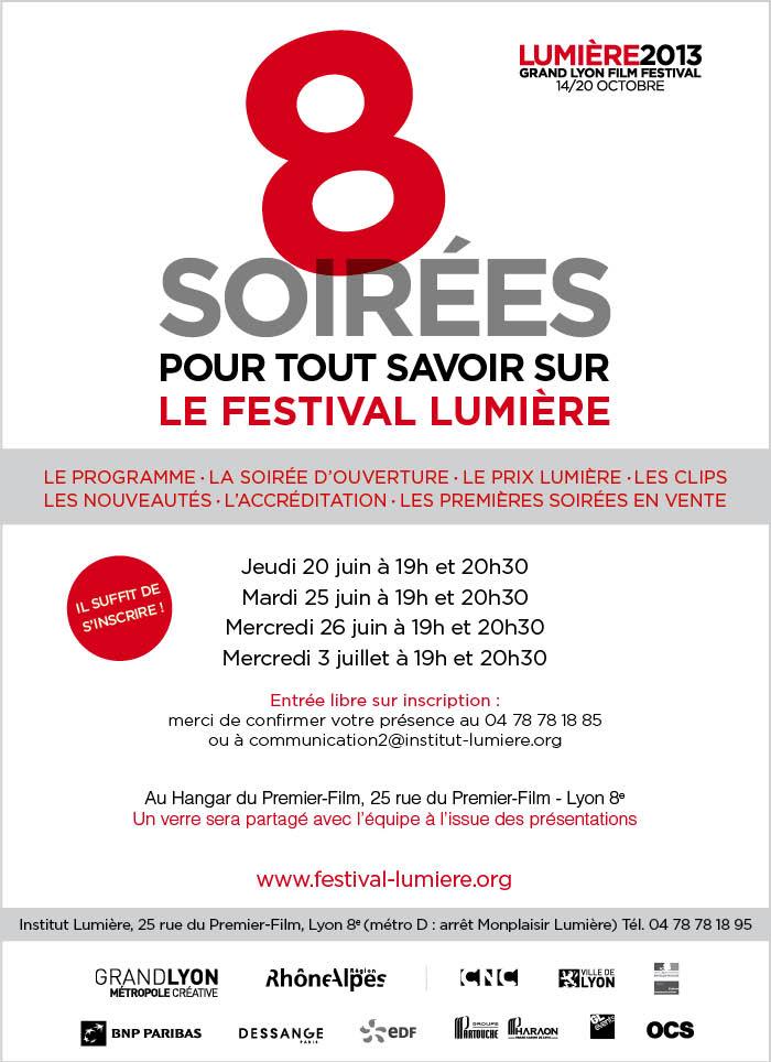 Festival Lumière 2013