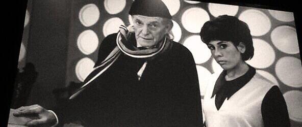 Le premier Docteur en 1963