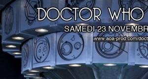Doctor Who Day Lyon : Concours de films suédés jusqu'au 19 novembre !