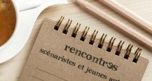 Table ronde autour de l'écriture de scénario le 20 février 2014 à L'Antre Autre, Lyon 1er