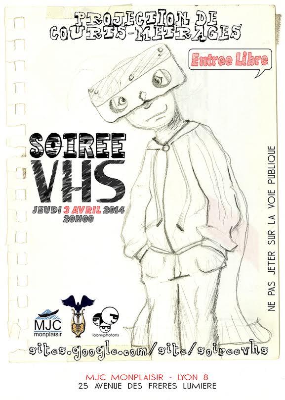 Soirée VHS 2014