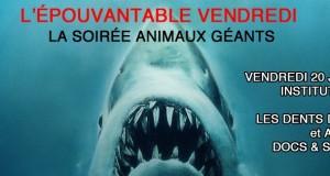 Épouvantable Vendredi : «Les Dents de la Mer», le 20 juin à l'institut Lumière !
