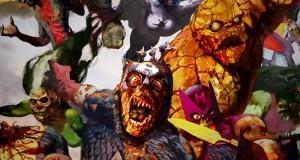 Comic'Gone Zombies Walk : maquillage et déambulation ce samedi 14 juin !