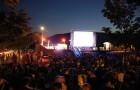 Festival Cinéfil : Concerts et courts-métrages en plein air du 1er au 3 août 2014 à Lyon