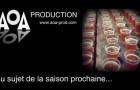 Découvrez l'agenda 2014 – 2015 des événements culturels décalés AOA Production !