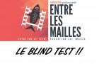 Le blind test cinéma d'Entre les Mailles le mardi 7 avril Agend'Arts, lyon 4ème
