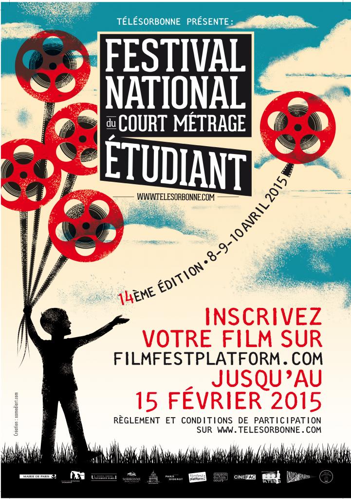 Festival National du court-métrage étudiant 2015