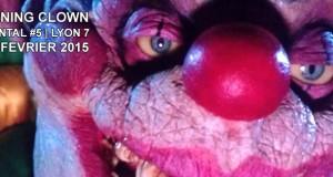 THE BURNING CLOWN : La 5ème soirée Expérimentale arrive le jeudi 12 février à la Boulangerie du Prado !