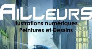 Ouverture de l'exposition Cultures de l'imaginaire de Pascal Casolari ce jeudi 26 février à la Médiathèque de Meyzieu