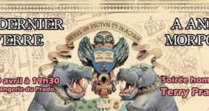 Soirée hommage à Terry Pratchett – Jeudi 30 avril à la Boulangerie du Prado